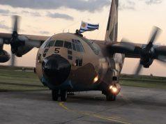 Uruguayan KC-130H