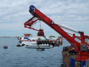 Australian LR5 submarine rescue system