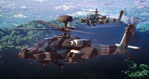 Australian Army Apache ARH