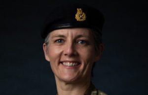 Major General Sharon Nesmith