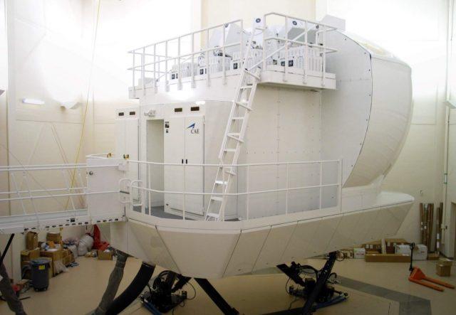 CAE simulator
