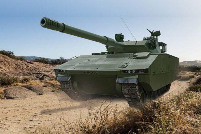 Sabrah light tank
