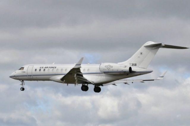 E-11A BACN plane