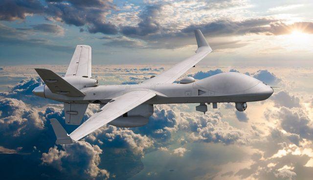 Seaguardian UAV