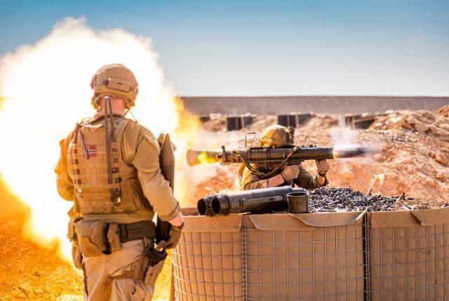 Norway orders Carl-Gustaf M4