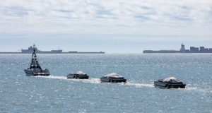 Sweep unmanned minesweeping system