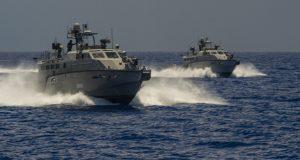 Mark VI boats