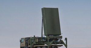 Slovakian air defense radar