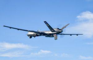 Armed Reaper UAV