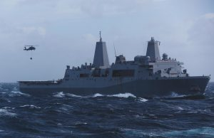 USS San Antonio