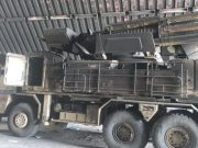 Captured Pantsir S1