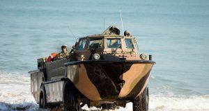Australian Army LARC-V