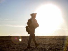 US Marine Corps radio operator
