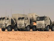 Variants of DAF CF military vehicles