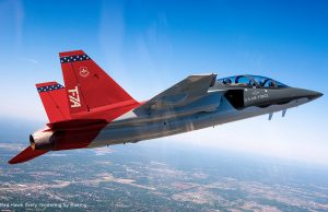 T-7a Red Hawk graphic