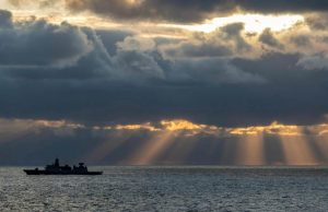 Dutch frigate HNLMS Evertsen