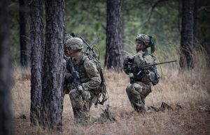 US Army leader radio operational test