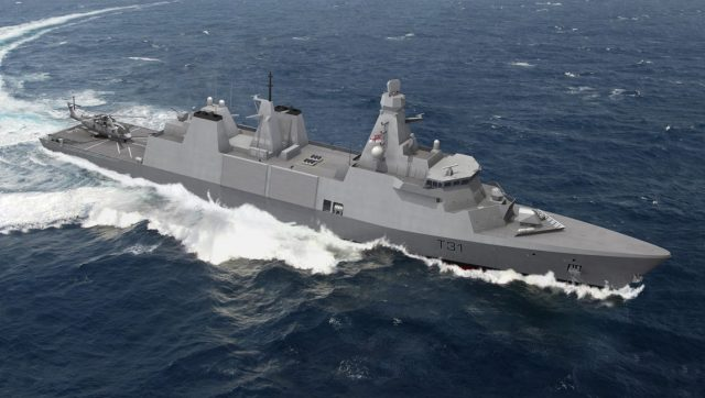 Royal Navy Type 31 frigate