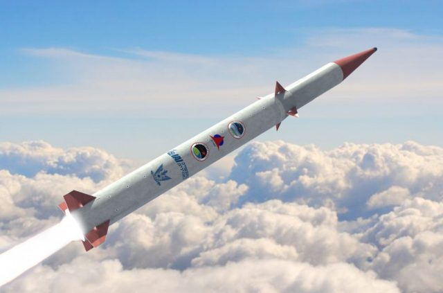 Arrow 4 ballistic missile interceptor