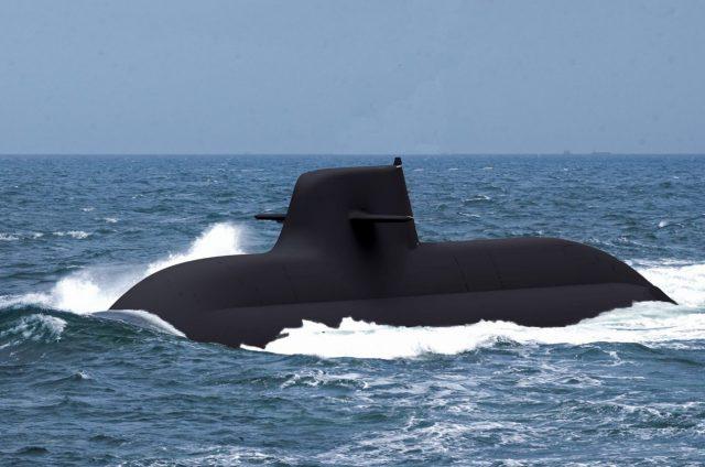 Type 212 NFS design