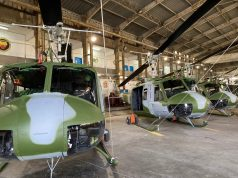 UH-1H helicopters for Lebanon