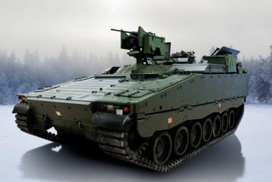 Norwegian CV90