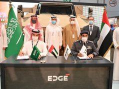 Jais 4x4 vehicle deal UAE Saudi Arabia