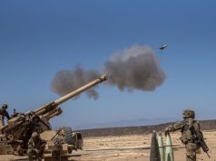 French-US live-fire drill in Djibouti