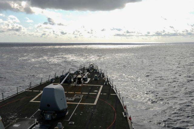 USS Russel