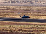 Loyal Wingman Airpower Teaming System first flight