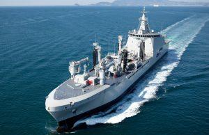 Italian Navy LSS Vulcano