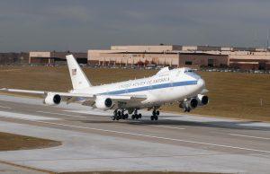 E-4B doomsday plane