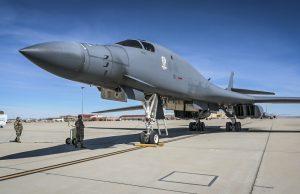 Retired B-1B Lancer