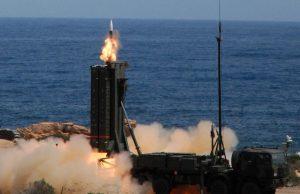 SAMP/T missile defense system