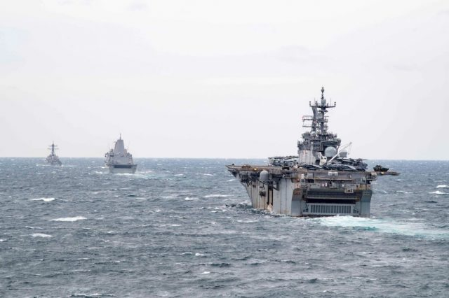 USS Iwo Jima ARG