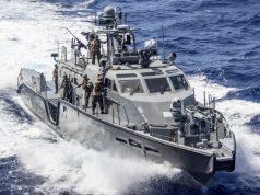 Mark VI patrol boats for Ukraine