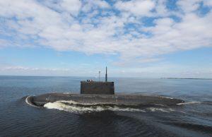 Russian Improved Kilo-class