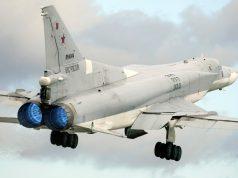 Tu-22M bomber
