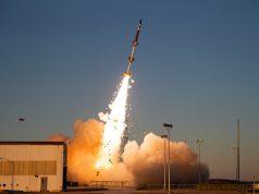Terrier-Terrier-Oriole sounding rocket