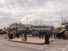 Neptune coastal anti-ship missile system