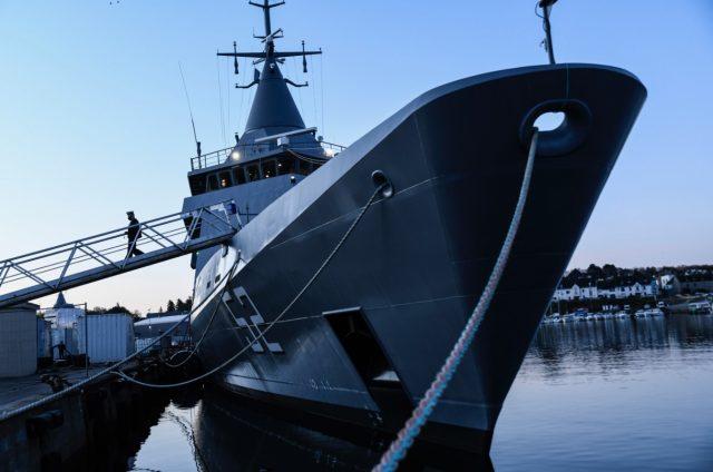 Argentine Navy OPV