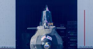 HMS Anson launch