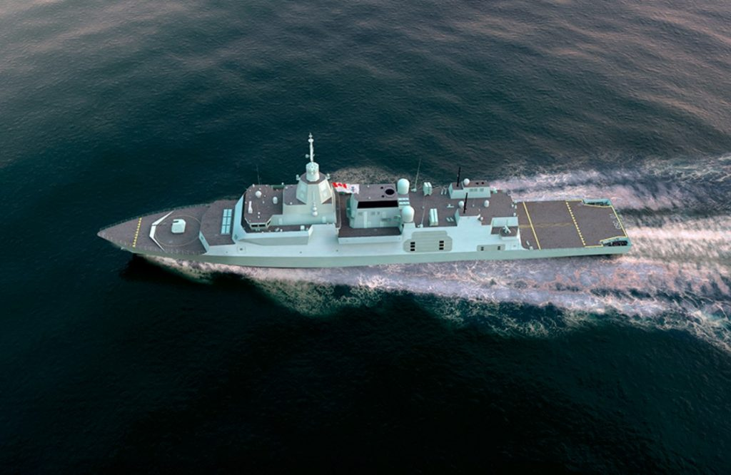 Royal Canadian Navy CSC