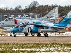 Top Aces adversary air training aircraft
