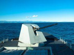 127/64 Lightweight (LW) naval gun