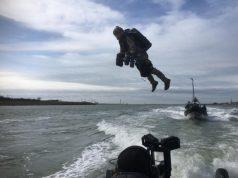 Dutch Marines Gravity suit trials