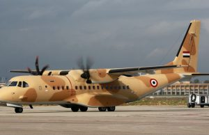 Egyptian Air Force C295