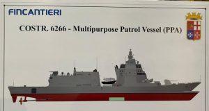 6th PPA for Italian Navy