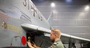 Eurofighter P2Eb software update