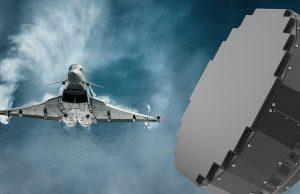 Eurofighter AESA radar